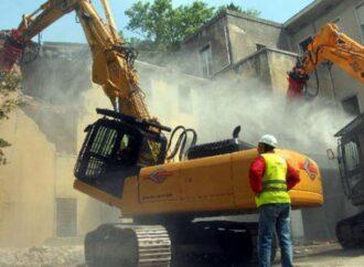 Legge di Bilancio, demolizione di opere abusive