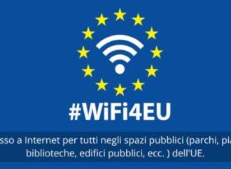 La Commissione Ue finanzia con 15 mila euro wifi gratuito nei Comuni
