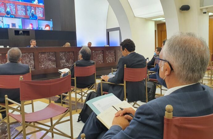 Vertice con il ministro Provenzano: entro ottobre progetti delle ANCI del Sud