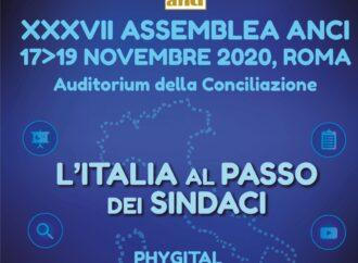 Assemblea nazionale Anci, 17-18-19 novembre: il modulo per partecipare