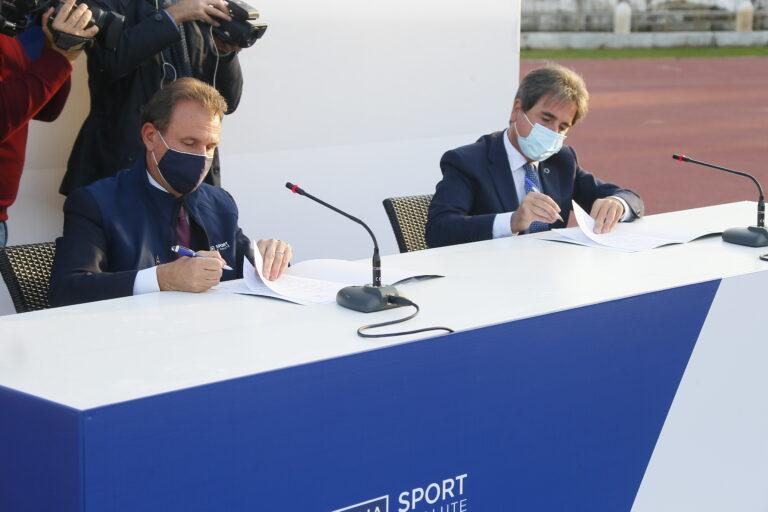 Firmato protocollo Sport e salute-Anci per l'attività sportiva nei parchi