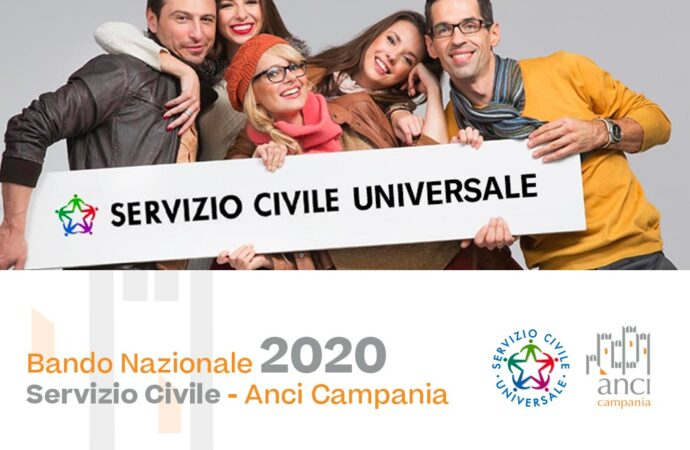 Servizio Civile: ANCI seleziona 187 operatori volontari (Bando e moduli). Proroga al 15 febbraio